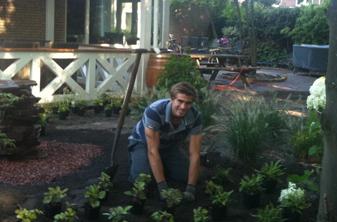 Peter vergeer - vakkundig tuinontwerp en tuin design en totaalonderhoud