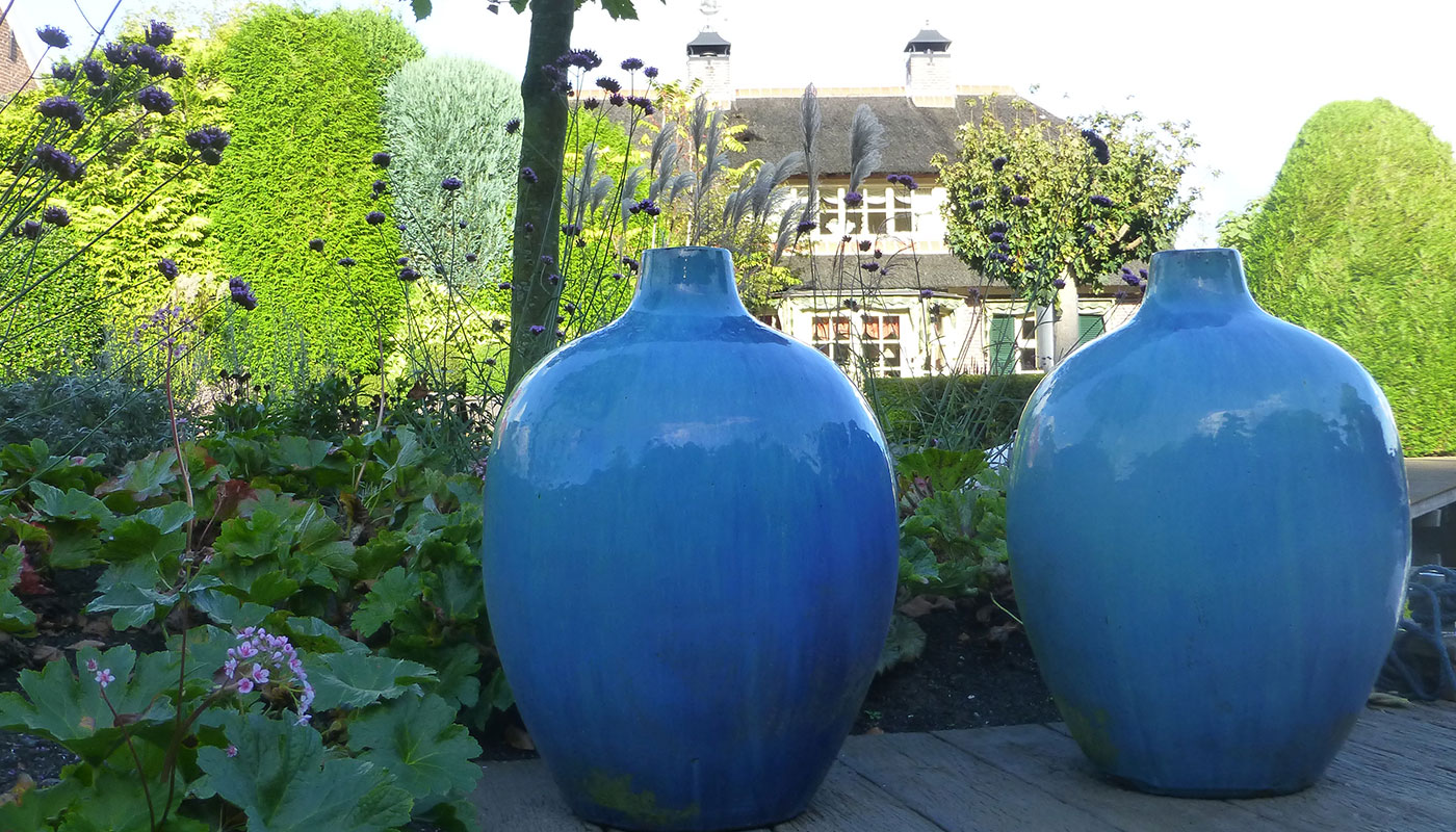 blauwetuinpotten